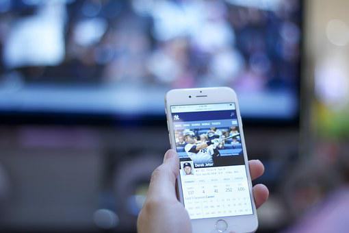 Iphone, Iphone 6, Tv, Social Tv, Technology, Sports