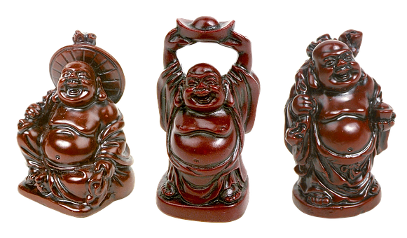 Buddha, Statuette, Miniature, Action Figures, Hobby