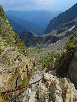 Mountain, Hiking, Backpack, Climbing, Adventure