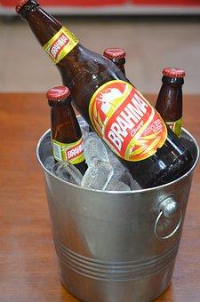 Beer, Bucket Of Beer