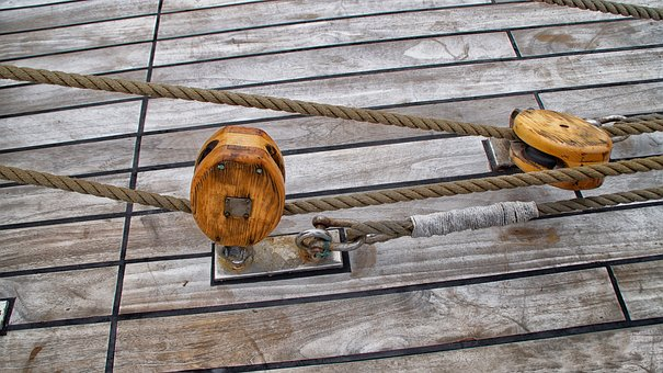 Ship, Rope, Cable, Ropes, Boat, Fix, Cord, Boats, Deck