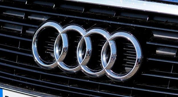 Audi, Logo, Auto, Brand, Characters, Symbol, Rings