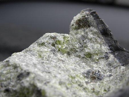 Ore, Volcanic, Green