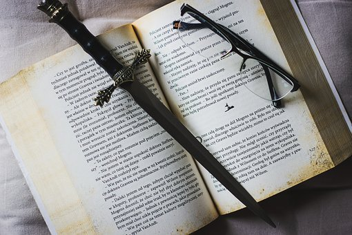 Book, Reading, Read, Glasses, Education, Old Age, Hobby