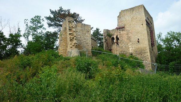 Lobdeburg, Burgruine, Cultural Monument