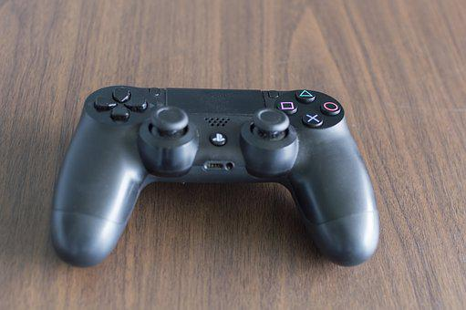 Joystick, Gaming, Buttons, Game, Play, Entertainment