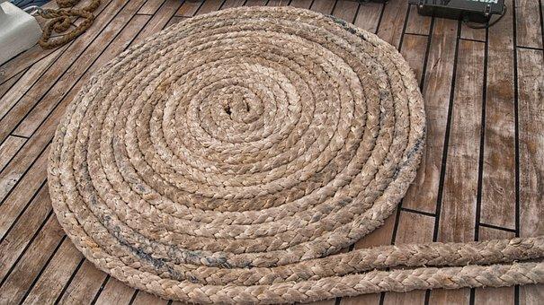 Rope, Ship, Tros, Ropes, Boat, Quay, Port, Loop, Boats