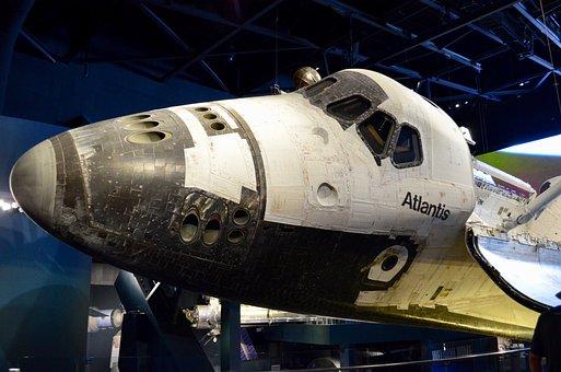 Shuttle, Nasa, Cosmos, Exploration, Atlantis, Mission