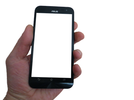 Phone, Smart Phone, Android, Black, Technology