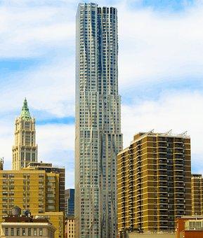 New York, Cities, Big City, Usa, Architecture, Tourists