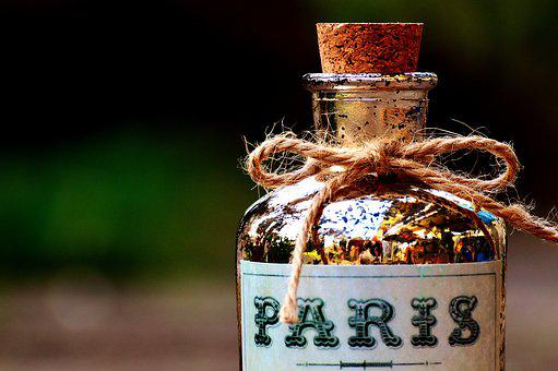 Bottle, Cork, Cord, Loop, Container, Storage