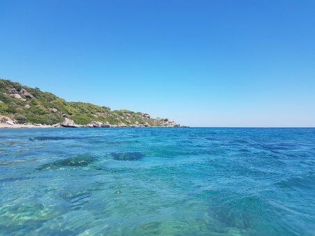 Water, Blue, Clear, Sea, Clean, Ocean, Light