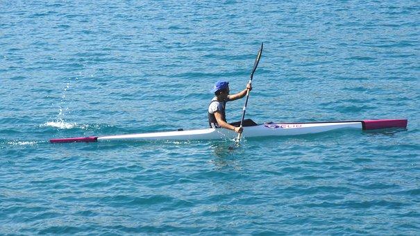 Sport, Aquatic, Canoeing
