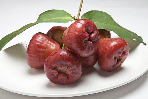 Wax Apple, Water Generalife, Day Peach