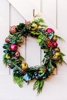 Christmas, Festive, Decoration, Holiday, Celebration