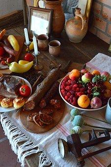 Mood, Wine, Fruit, Table, Drinks, Food, Wine Glasses