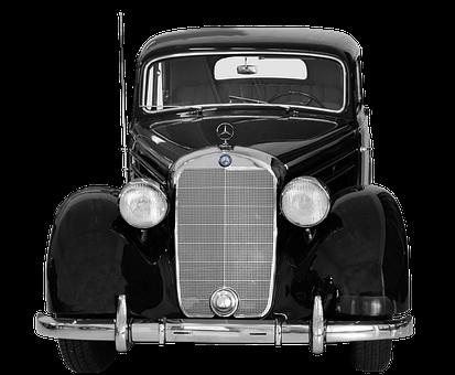 Mercedes Benz, 170s, 50 Years, Oldtimer, Nostalgia