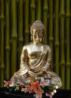 Buddha, Japan, Photoshop, Isolated, Statue, Rest
