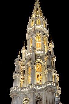 Brussels, Belgium, Europe, Capital, Belgian