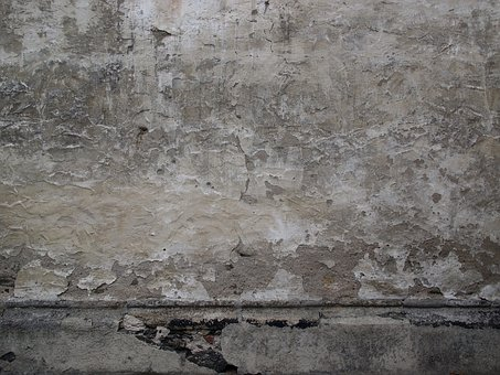 Texture, Wall, Grunge, Plaster, Crumbled Off, Weathered