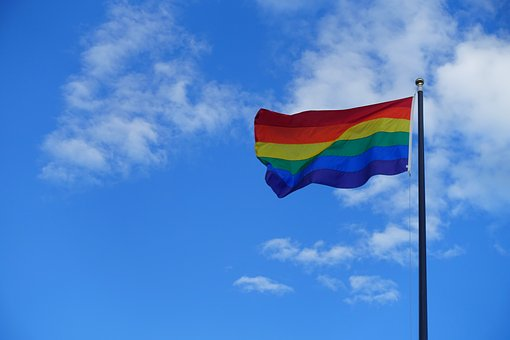 Pride, Gay, Flag, Rainbow, Love, Pride Rights, Freedom