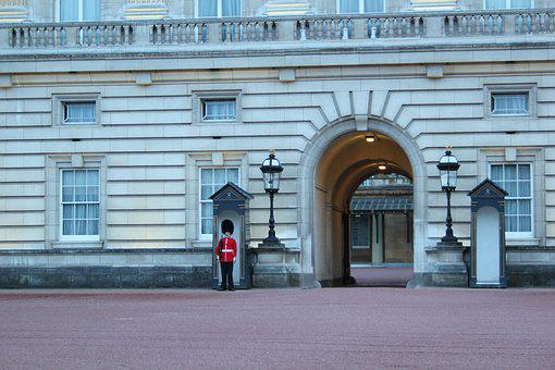London, Buckingham Palace, Guard, Britain, Palace