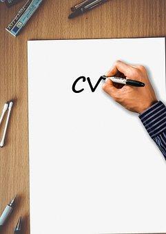 Resume, Cv, Curriculum, Vitae, Work, Application