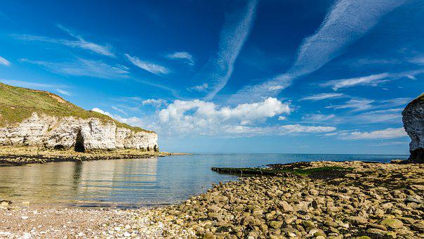 North Landing, Flamborough, Bridlington, Seascape