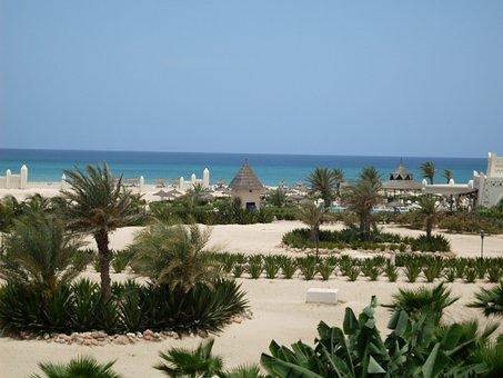 Cape Verde, Complex, Beach, Africa