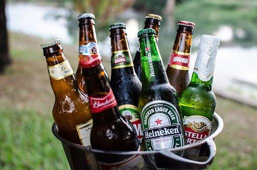 Beers, Bucket, Cold