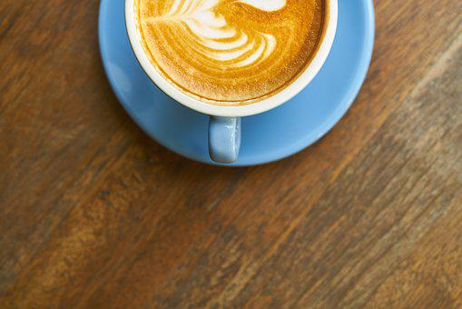 Coffee, Latte, Brown, Cappuccino, Cup, Photography