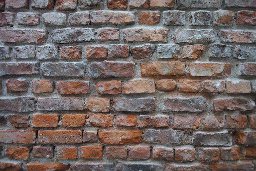 Brick, Pattern, Texture, Flooring, Macro, Detail