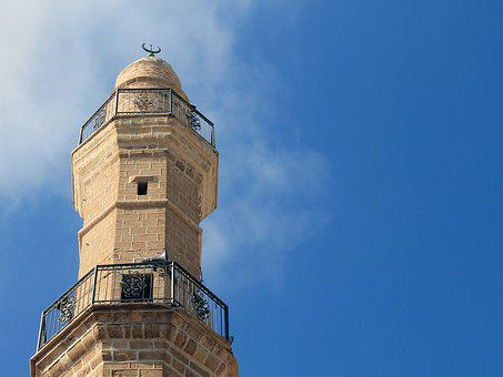 Religion, Islam, Mosque, Israel