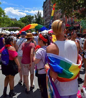 Gay Pride, Pride Fest, Nyc, New York City, Pride, Fest