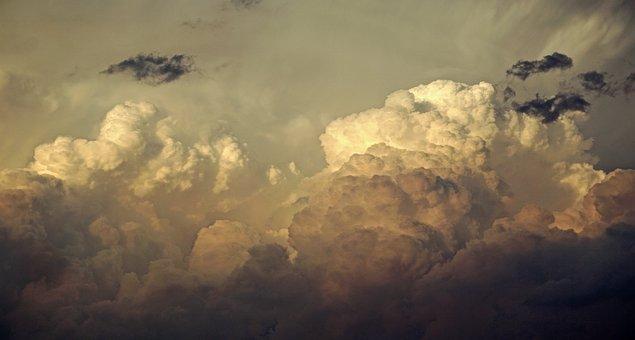Clouds, Threatening, Gloomy, Sky, Storm Clouds, Dark