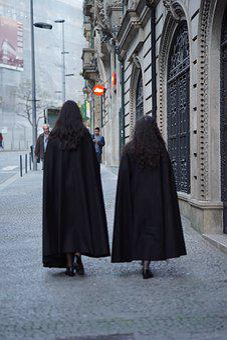 Porto, Harry Potter, Garment, Black, Portugal, Students
