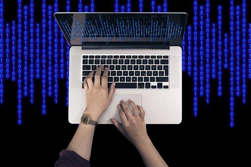 Binary, Hands, Keyboard, Tap, Enter, Input, Store, One