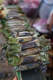 Road, Banana Leaves, Vegan, Sweet Potatoes, Streets Eat