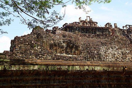Angkor Wat, Siem Reap, Cambodia, Asia, Angkor, Temple