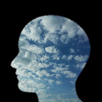 Head, Man, Person, People, Face, Profile, Solitude
