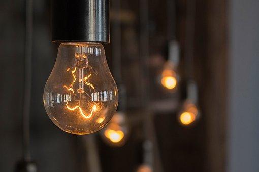 Lightbulb, Light Ilyich, Interior, Lighting