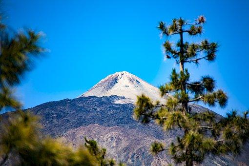 Tenerife, Canary Islands, Teide, Teide National Park