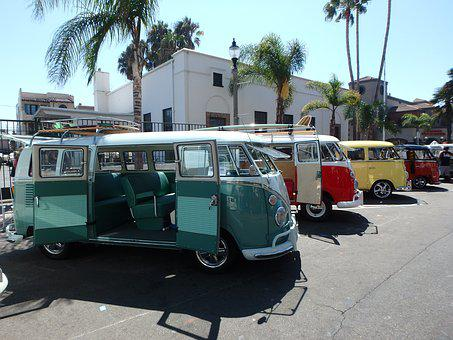 California, Summer, Usa, Los Angeles, Travel, Hollywood