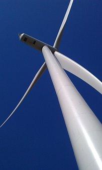 Electricity, Wind Turbine, Renewable, Energy