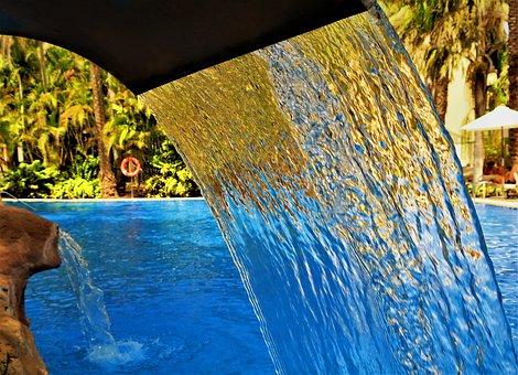 Pool, Swimming Pool, Holiday, Swim, Water, Hotel