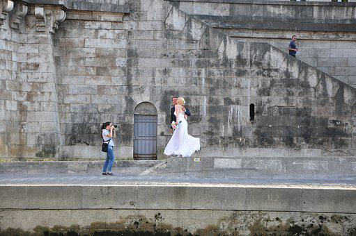 Wedding, Paris, Photographer, Smile, Love, Romantic