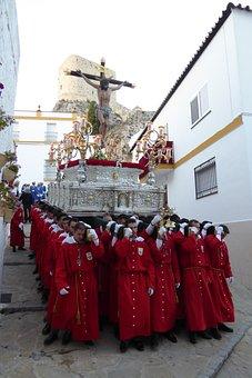 Parade, Spain, Celebration, Spanish, Street, Tourist