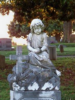 Cross, Tombstone, Gravestone, Cemetery, Graveyard