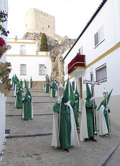 Easter, Parade, Spain, Religion, Celebration