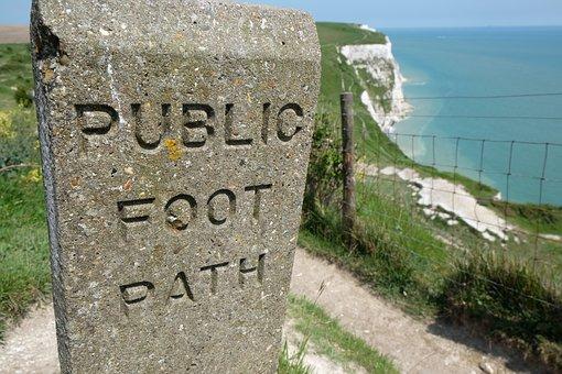 England, Dover, Coast, United Kingdom, White Cliffs
